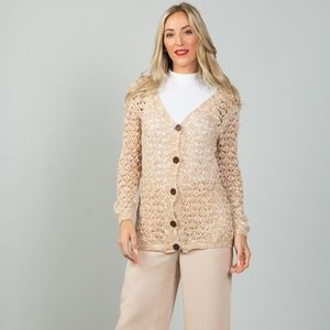 Crochet knitted Cardigan